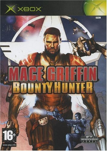 Bounty Hunter Griffin Mace Xbox - Mace Griffin Bounty Hunter