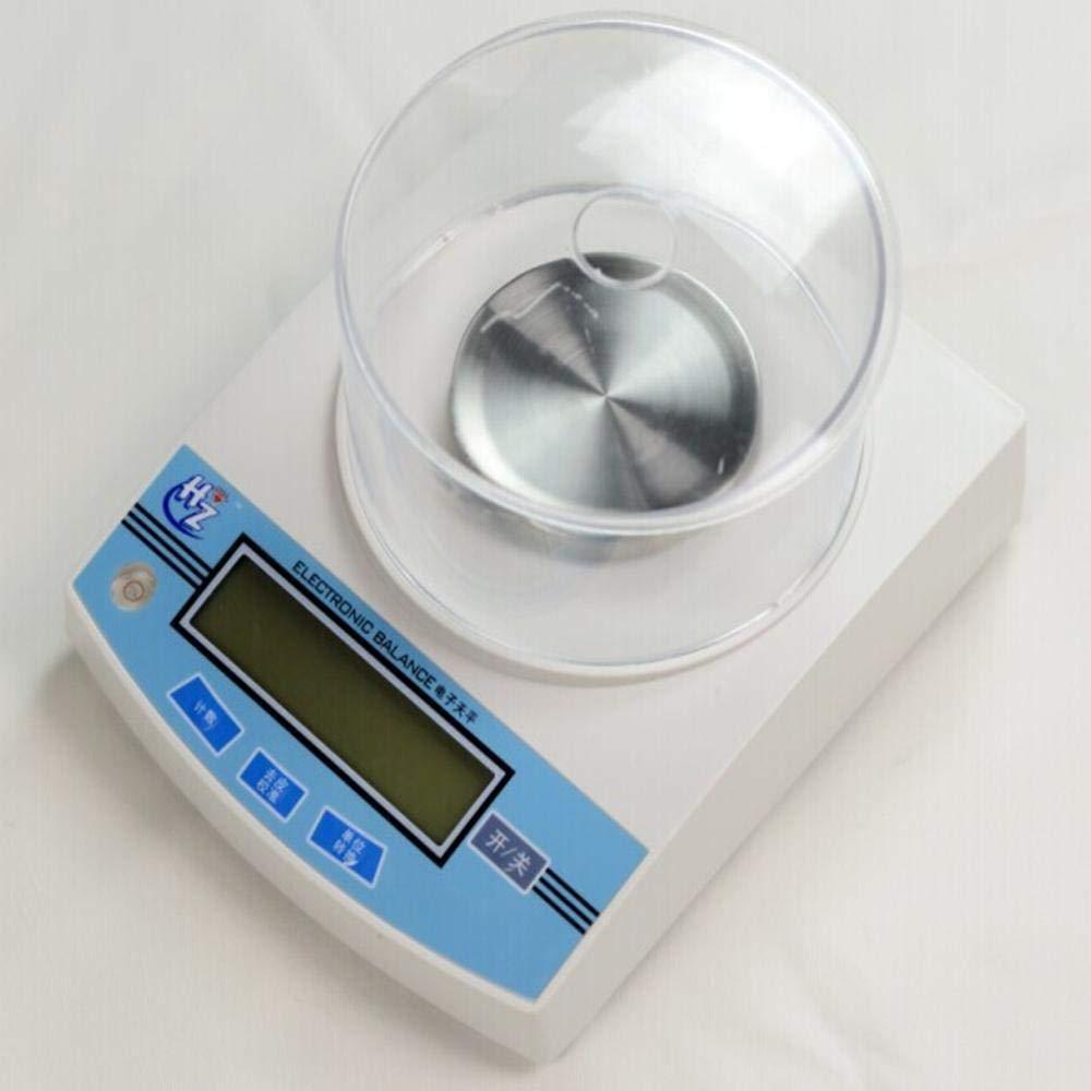 Balanza De Precisión Balanza Electrónica Balanza Analítica Balanza Digital De Laboratorio Balanza Electrónica Hz-B1000G / 2000G / 3000G X 0.01G-Hz-B, 1000/0.01