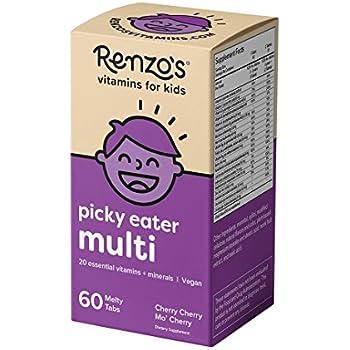 Amazon Com Renzo S Picky Eater Multi Vegan Dissolvable