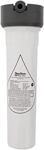 DOULTON W9330059 UltraCarb Undersink Ceramic Candle Filter System