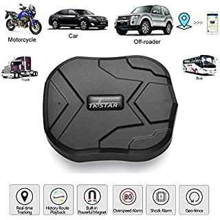 Sale Car GPS Tracker Worldwide Vehicle Realitme Tracking Waterproof Portable Magnetic Tracking Device 90 Days Long Standby onPoint Free Tracking &Monitoring System TK905