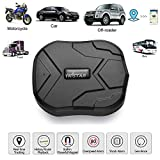 Car GPS Tracker Worldwide ,Vehicle Realitme Tracking with No Monthly Fee Waterproof Portable