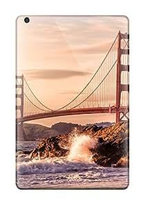 Jose Cruz Newton's Shop Ipad Mini 2 Case Cover Golden Gate Case - Eco-friendly Packaging 2666061J72249120