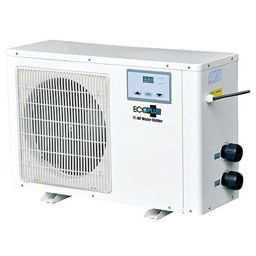 Amazon.com : EcoPlus 728708 Commercial Grade Water Chiller, 1 hp ...