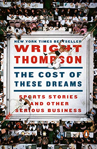 PDF Book The Cost of These Dreams: Sports Stories and Other Serious Business