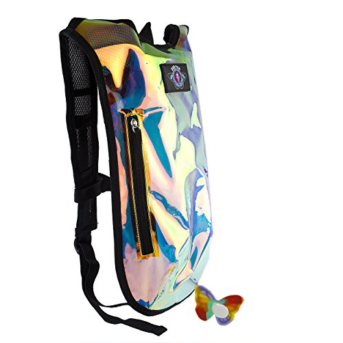 Dan-Pak Hydration Pack 2l - Clear Holographic
