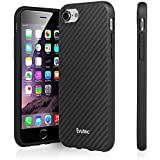 Evutec iPhone 7 AER Karbon Scratch Resistant Thin Slim Phone Case Lightweight Protective Case for Apple iPhone 7 [4.7 inch] - Black