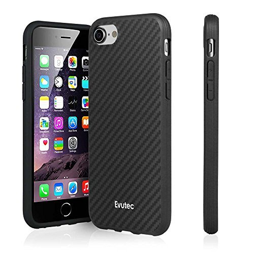 check out 8d238 083d9 Evutec Cell Phone Case for Apple iPhone 7 - Black
