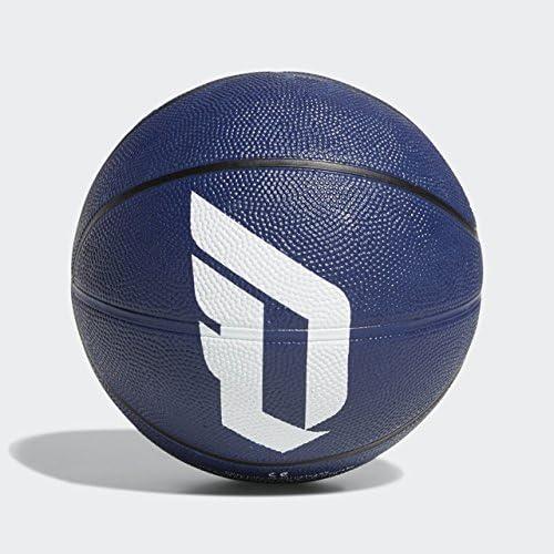 adidas F18BMDAM802 Damian Lillard Mini - Balón de Baloncesto ...