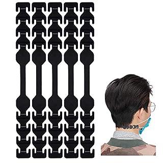 MIAODAM Adjustable Mask Extender Strap Mask Extender, Masks Extension Hook for Extending Mask Straps for Back of Head