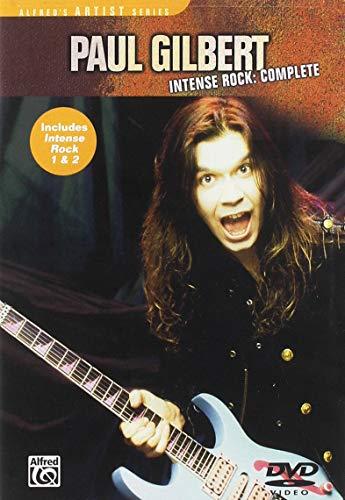 - Paul Gilbert: Intense Rock, Vol. 1 and 2