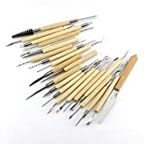 22PCS/Set Clay Sculpture Tool Pottery Polymer