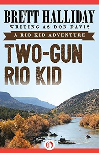 book cover of Two-Gun Rio Kid