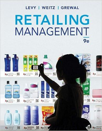 Amazon retailing management ebook levy kindle store retailing management 9th edition kindle edition fandeluxe Gallery