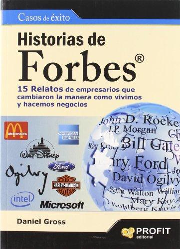 Descargar Libro Historias De Forbes Daniel Gross
