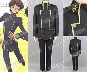 Code Geass Lelouch of the Rebellion Emperor Costume