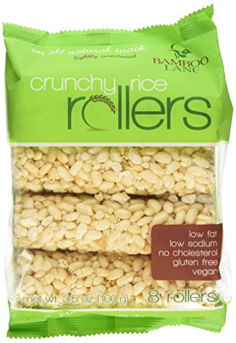 Bamboo Lane Crunchy Rice Rollers, 3.5 Ounce (Rice Rollers compare prices)
