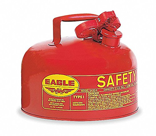Eagle UI-20-S Type I Safety Can without Funnel