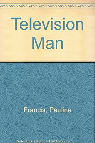 book cover of The Television Man