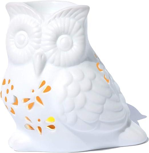 Gorgeous ceramic owl oil burners 2 for £6 pp
