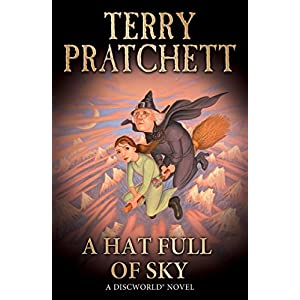 A-Hat-Full-of-Sky-Paperback--5-May-2005