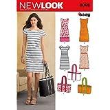 New Look U06095A Misses' Dresses Sewing Pattern