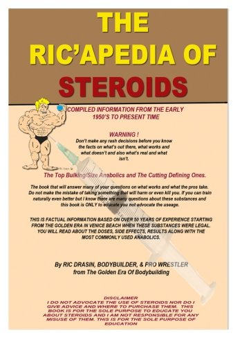 how to make steroids book