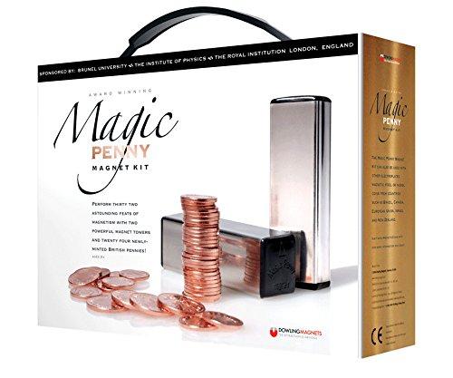 Magic Penny Magnet Kit - Fourth Edition Gear Apparel Toys, 2017 Christmas Toys (Magic Penny)