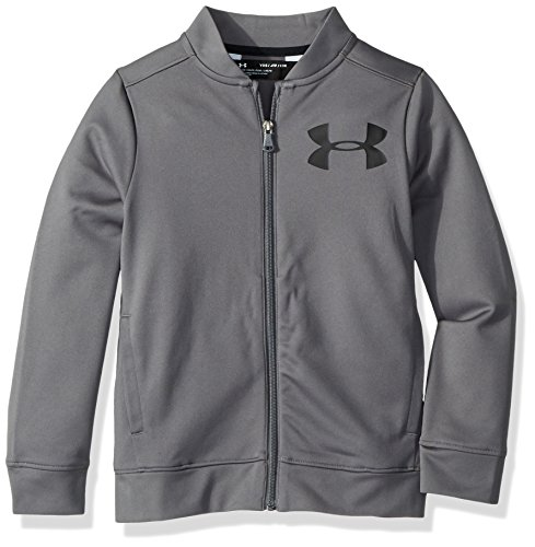 Under Armour Boys Pennant Jacket 2.0, Graphite (040)/Black, Youth Medium