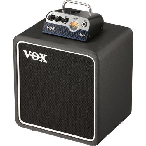 Vox MV50 Rock Set 50-watt Hybrid Tube Head with 1x8'' Cabinet by Vox