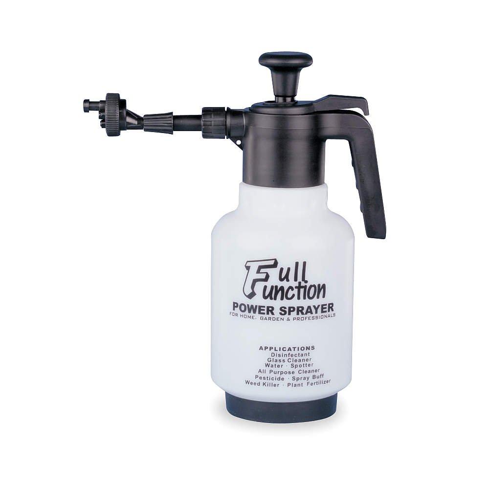50 oz. Black/White Preprinted Compressed Air Sprayer