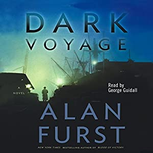 Dark Voyage Audiobook