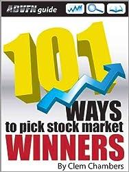 ADVFN Guide: 101 Ways to Pick Stock Market Winners
