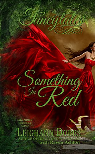 book cover of Something In Red