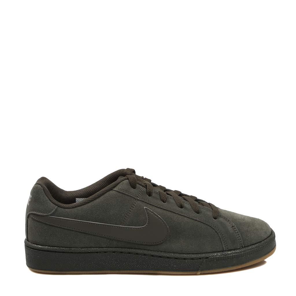 Nike Court Royale Suede, Zapatillas de Deporte para Hombre 41 EU|Verde (Sequoia/Sequoia-gum Light Brown 300)