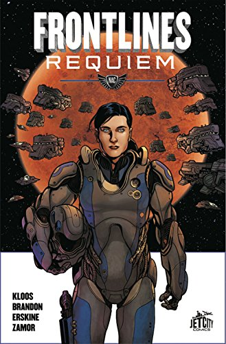 Frontlines: Requiem: The Graphic Novel by imusti
