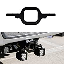 Deselen - LP-MB24P2 - Tow Hitch Bracket Mounting Kit for Class III & IV Trailer Hitch, fit Dual LED Light Bar as Backup Reverse Lights Rear Search Lighting