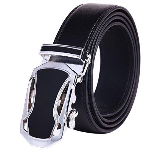 Beltox Ratchet Leather Automatic Buckle