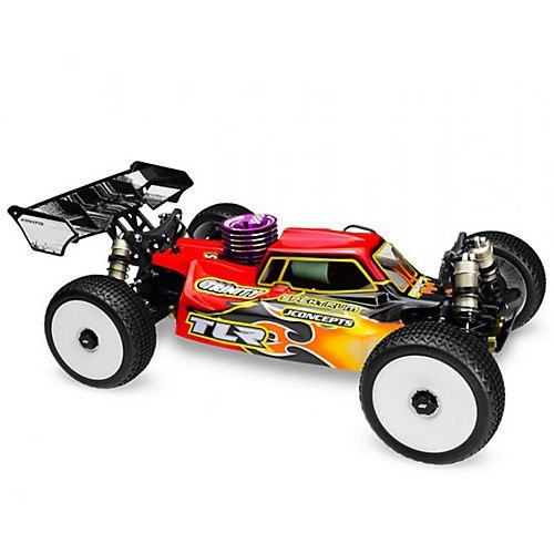 (TLR 8IGHT 3.0 Clear Buggy Body by J Concepts )