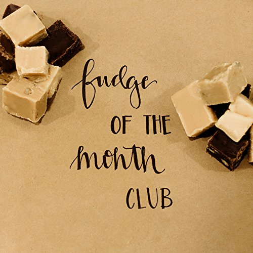 Fudge of the Month Club - 12 Month Subscription - 2 Pounds each month