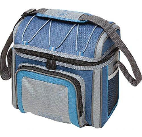 Coleman 12 Can Soft Cooler, Blue 2000016022