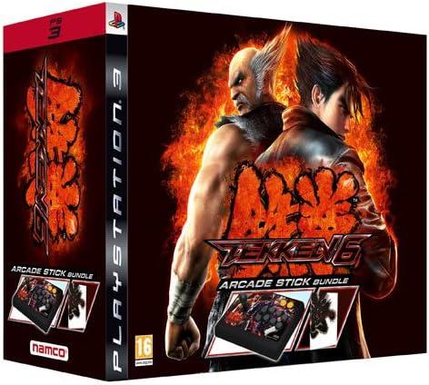 Tekken 6 Arcade Stick Bundle [Importación italiana]: Amazon.es: Videojuegos