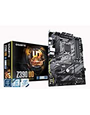 Gigabyte Z390 UD (Intel LGA1151/Z390/ATX/M.2/Realtek ALC887/Realtek 8118 Gaming LAN/HDMI/Gaming Motherboard)