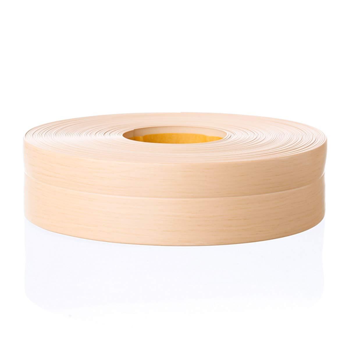 HOLZBRINK Rodapi/és flexible autoadhesivo Pino Rodapi/és flexible 32x23 mm 20 m Z/ócalo Autoadhesivo