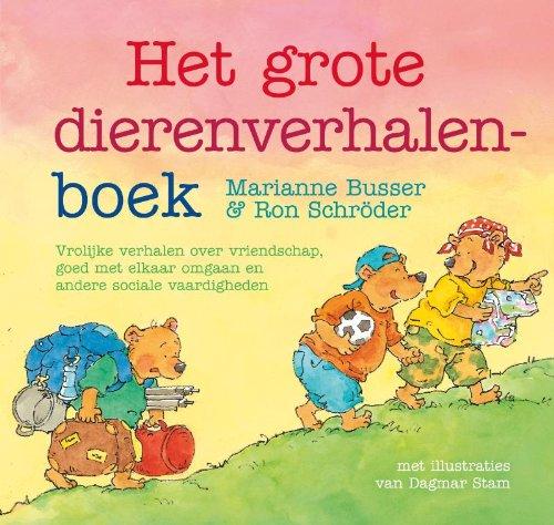 Het Grote dierenverhalenboek: Amazon.es: Busser, Marianne ...