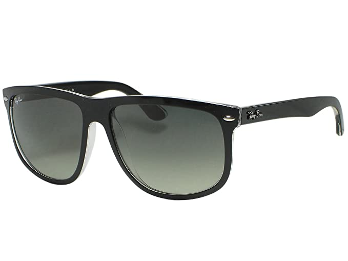 b5dbe01fd4 Image Unavailable. Image not available for. Colour  Ray Ban RB4147 6039 71  Top Black ...