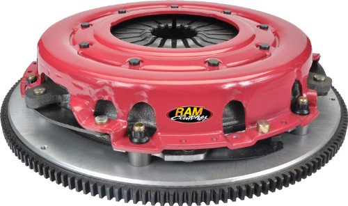 RAM Clutches 90-2370 1 1/8-26 130 -Tooth Street Dual Disc (Ram Dual Street Clutch)