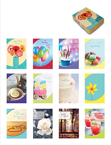 Designer Greetings Foiled Embossed Greeting Cards for All Oc