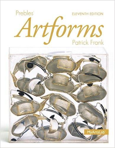 Prebles artforms 11th edition duane preble emeritus sarah prebles artforms 11th edition 11th edition fandeluxe Images