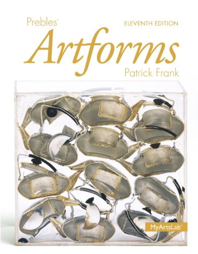 205968112 - Prebles' Artforms (11th Edition)